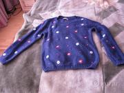 Свободный свитерок